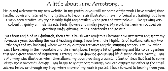 About June Armstrong